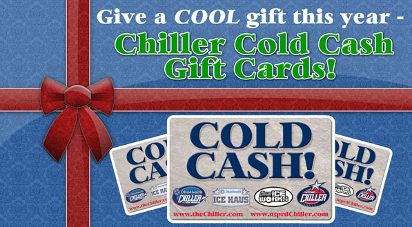 Cold Cash gift cards