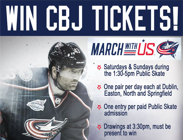 Win CBJ Tickets