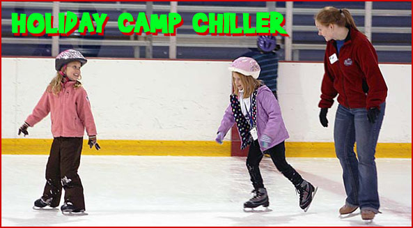 Holiday Camp Chiller - A fun way for your kids to spend part of holiday break!